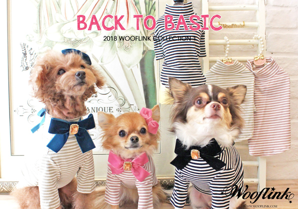 【Decoco】Woof Link New 2018ご予約受付中のアイキャッチ