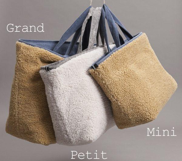 【Decoco】Louisdog  Teddy Fur Bagのアイキャッチ