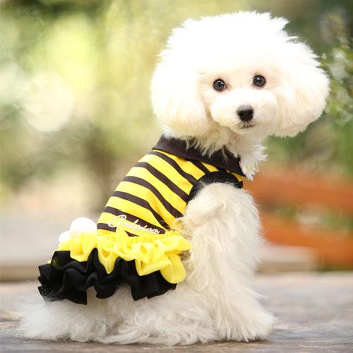 【Decoco】GOD PIVA COOL ミツバチ ワンピース・タンクのアイキャッチ